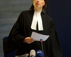 Officier van Justitie mr. Marjolein van Eykelen