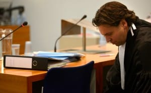 Advocaat Frank van Gaal