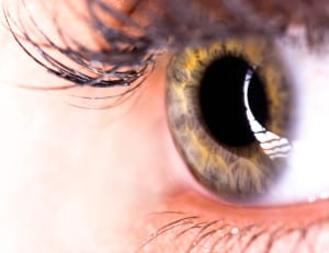 oogletsel