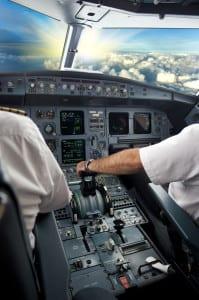 cockpit piloot