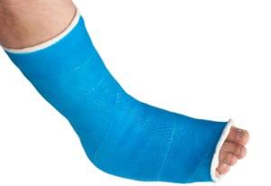 voetletsel
