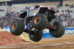 Monstertruck Haaksbergen