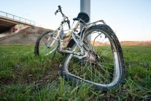 fietsongeval
