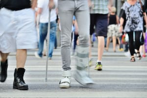 voetgangersongeval