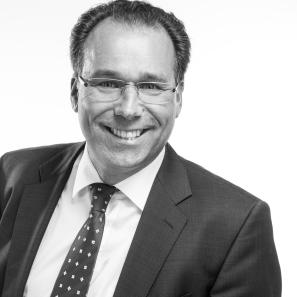 Yme Drost, algemeen directeur (CEO) van Drost Letselschade