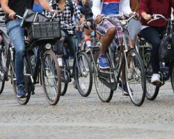 fietsverkeer