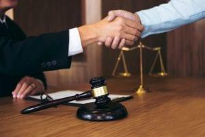 Juridische hulp na motorongeluk