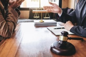 U heeft recht op juridische bijstand